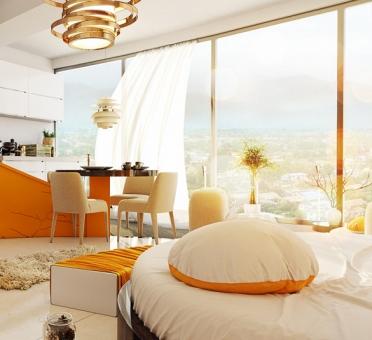 هتل 5 ستاره ی دولوکس بین المللی الماس